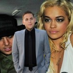 Rob Kardashian, Rita Ora and Jonah Hill