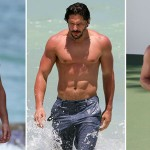 Jon Hamm, Joe Manganiello and Gavin Rossdale