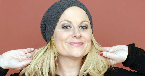 Amy Poehler got a book deal!