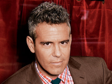 Andy Cohen does GQ!
