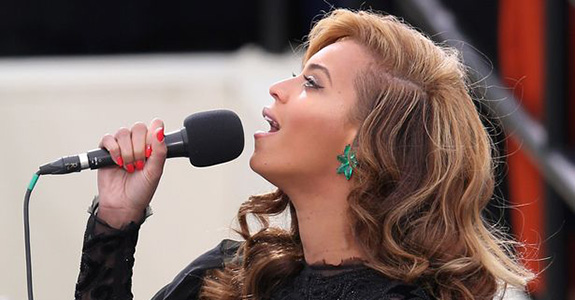 Beyoncé killed it at Obama's Inauguration!