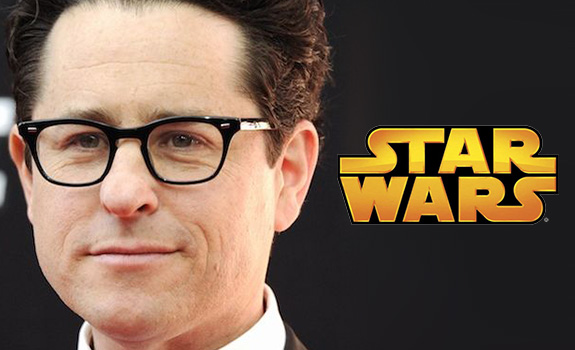 J.J. Abrams will direct the new 'Star Wars' movie