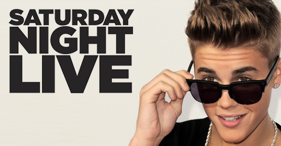 Justin Bieber / Saturday Night Live