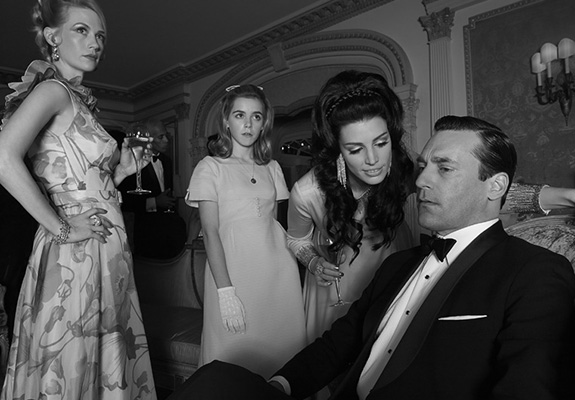 First Look: 'Mad Men' season six!
