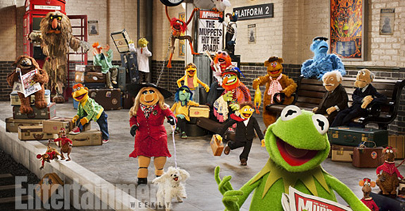 Muppets ... Again!