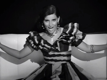 "Video: Nelly Furtado's ""Waiting For The Night"""