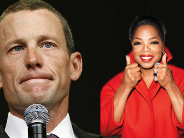 Lance Armstrong to Oprah: I doped!