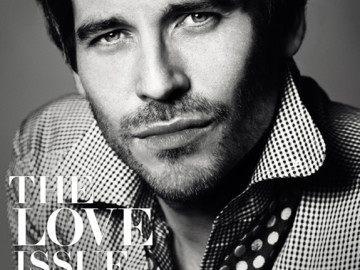 Downton Abbey's Rob James-Collier covers OUT