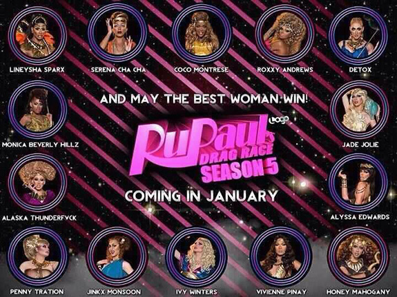 RuPaul's Drag Race Season Five