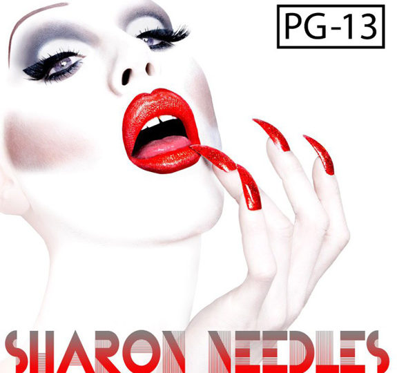 Sharon Needles discusses her debut album, PG-13