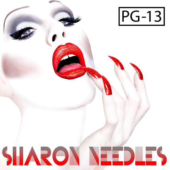 Sharon Needles PG-13