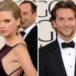 Taylor Swift and Bradley Cooper