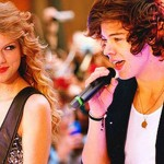 Taylor Swift and One Direction's Harry Styles