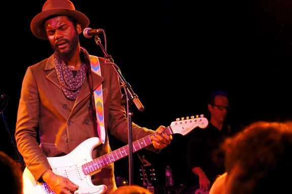 Photos: Gary Clark Jr. at The Roxy
