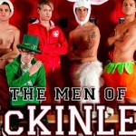 Glee's Men Of McKinley Calendar