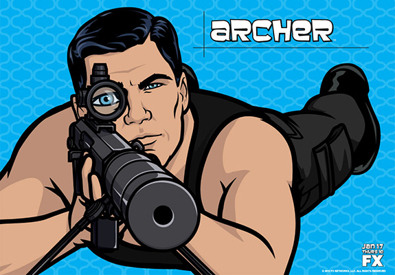 FX's 'Archer' is getting a fifth season!
