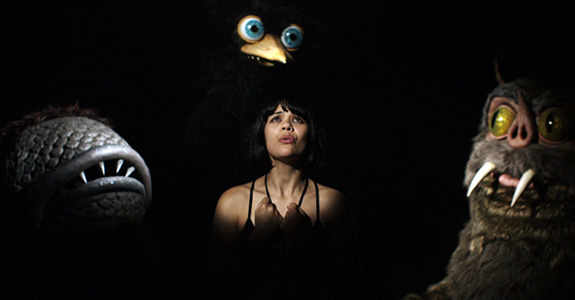 "Video: Bat for Lashes' ""Lilies"""