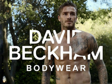Watch H&M's short film starring David Beckham!