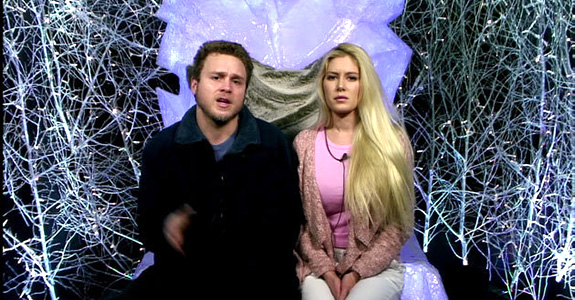 Did someone hack Spencer Pratt and Heidi Montag?