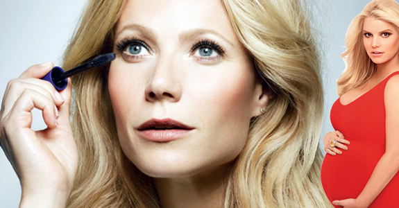 Gwyneth Paltrow wants to be like Jessica Simpson?!