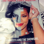 Rihanna and Princess Diana