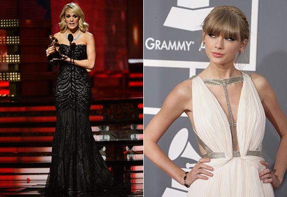 Taylor Swift and Carrie Underwood hate each other?