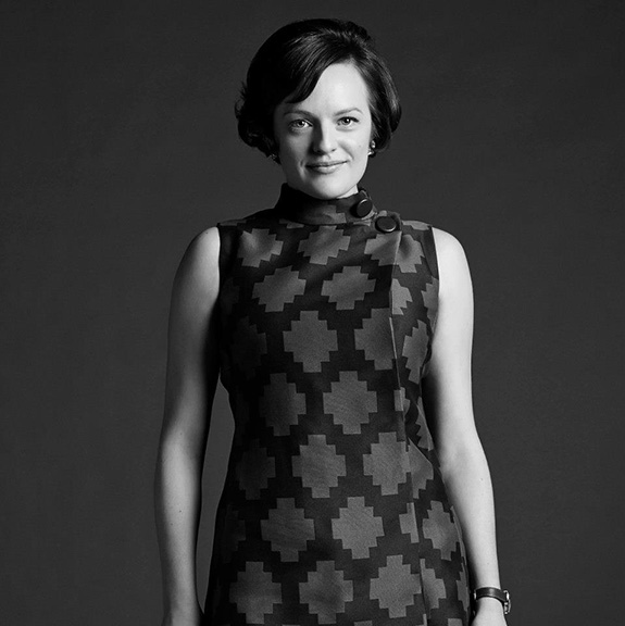 Peggy Olson (Elisabeth Moss) - Mad Men - Season 6