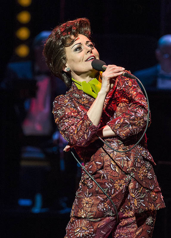 Tracie Bennett in 'End Of The Rainbow'