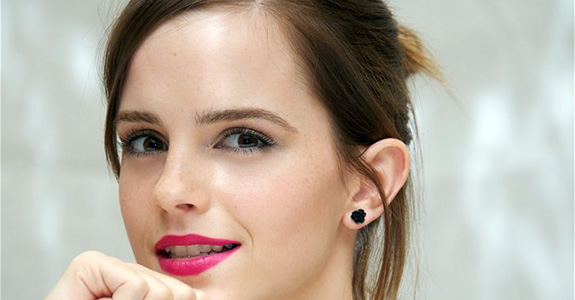 Emma Watson won't star in 'Fifty Shades of Grey'
