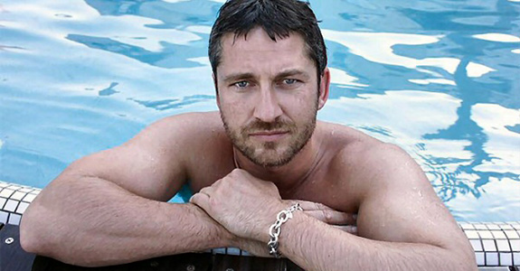 Gerard Butler still doesn't know who Brandi Glanville is