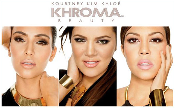The Kardashian makeup line is being pulled off shelves