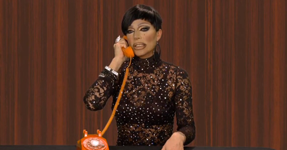 The queens of RuPaul's Drag Race take on 'Ring My Bell'