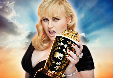 Rebel Wilson hosts the 2013 MTV Movie Awards