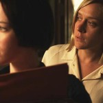 "Jena Malone and Chloë Sevigny in ""The Wait"""