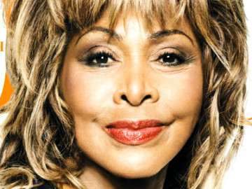 Simply The Best: Tina Turner covers German Vogue