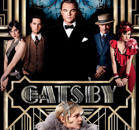 'The Great Gatsby' is unveiled in new posters!
