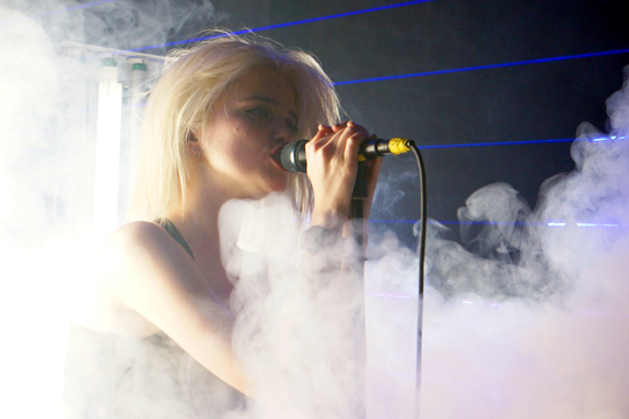 Photos: Sky Ferreira does LA's Bootleg Theater