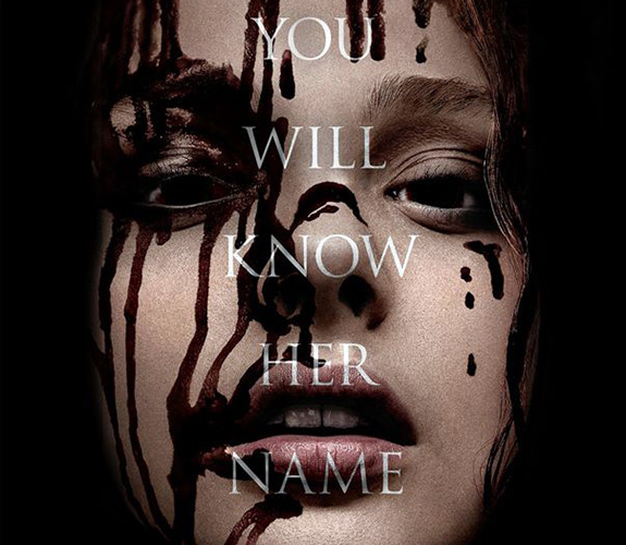 The first full-length trailer for 'Carrie'