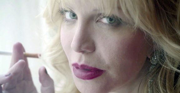 Relax … it's Courtney Love!