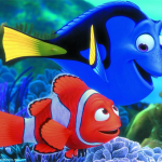 Nemo and Dory