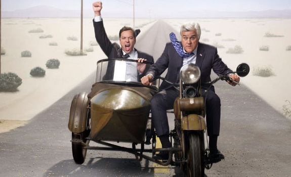 Jimmy Fallon will replace Jay Leno as host of 'The Tonight Show'
