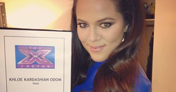 Khloe Kardashian won't be back on 'The X Factor'