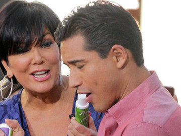 Kris Jenner wanted Mario Lopez fired from 'The X Factor'
