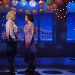 Megan Hilty and Bernadette Peters
