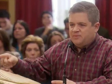 Patton Oswalt's AWESOME 'Star Wars' filibuster on 'Parks and Recreation'