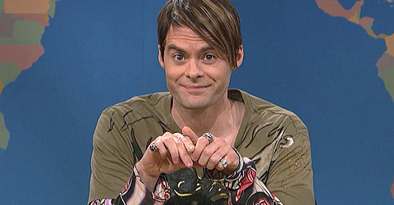 Bill Hader is leaving 'Saturday Night Live'