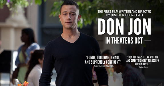 Trailer: Joseph Gordon-Levitt is fine as hell in 'Don Jon'