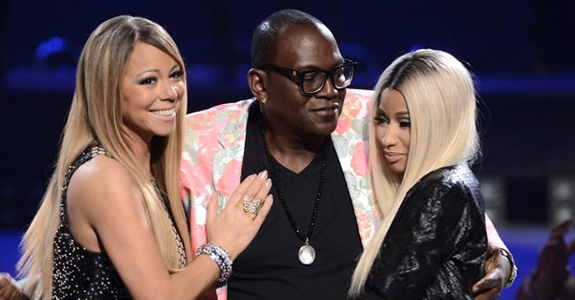 Mariah, Nicki and Randy are all done judging 'Idol'