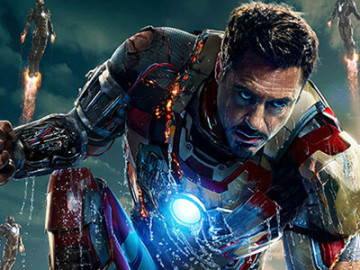 Iron Man 3: The second-highest opening weekend ever