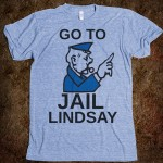 Go To Jail Lindsay